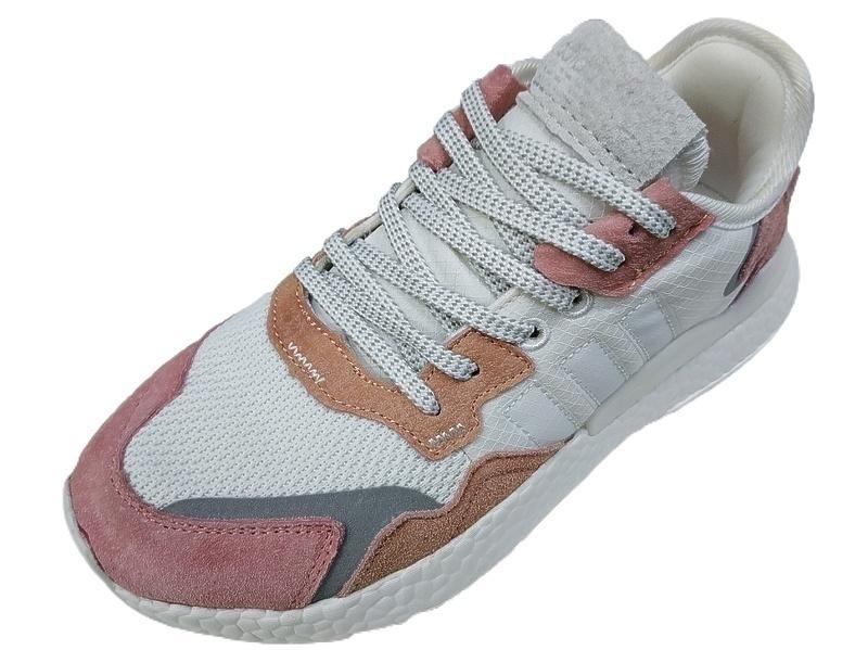 adidas Nite Jogger Trace Pink white фото #2 в «GetKeds»