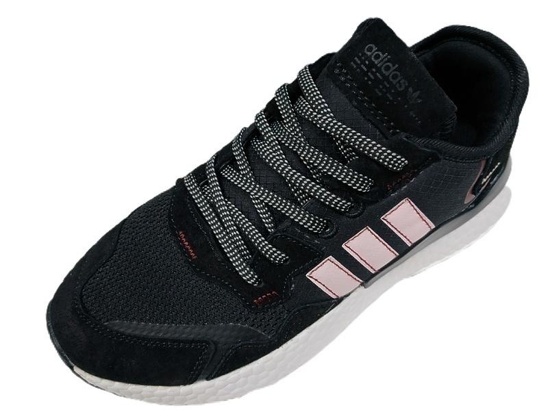adidas Nite Jogger pink black  фото #2 в «GetKeds»