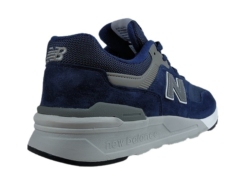 new balance 997 h blue  фото #5 в «GetKeds»