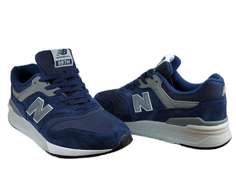 new balance 997 h blue  фото #3 в «GetKeds»