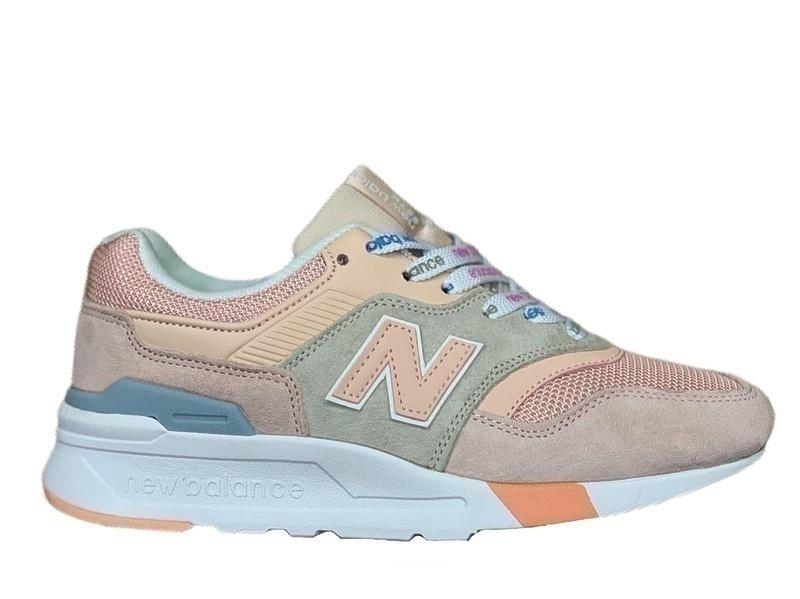 Кроссовки new balance 997 h gray pink фото в «GetKeds»