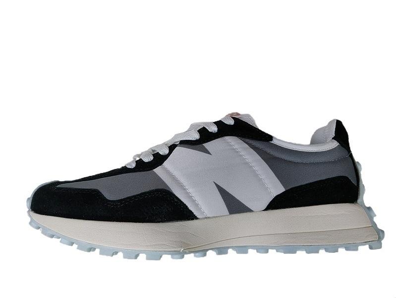 Кроссовки New Balance 327 black with gray фото в «GetKeds»