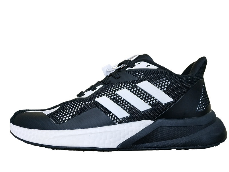 Кроссовки adidas X 9000 L 3 black white фото в «GetKeds»