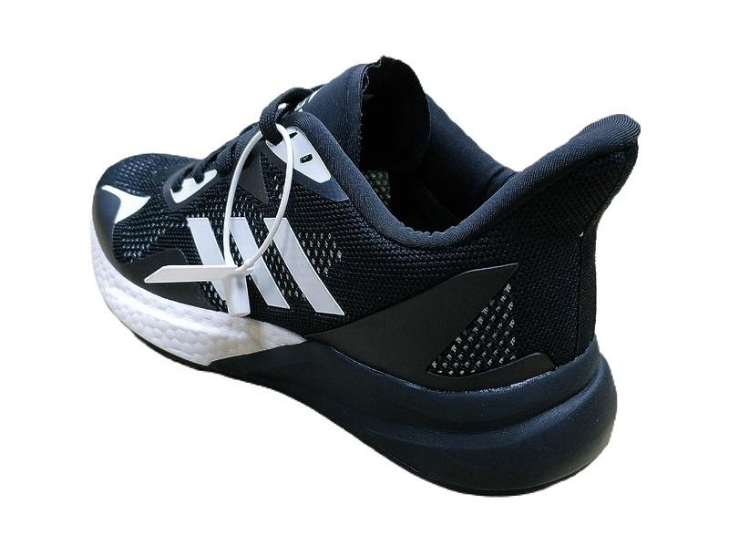 adidas X 9000 L 3 black white фото #3 в «GetKeds»
