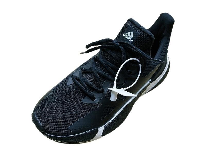 adidas X 9000 L 4 black white фото #2 в «GetKeds»