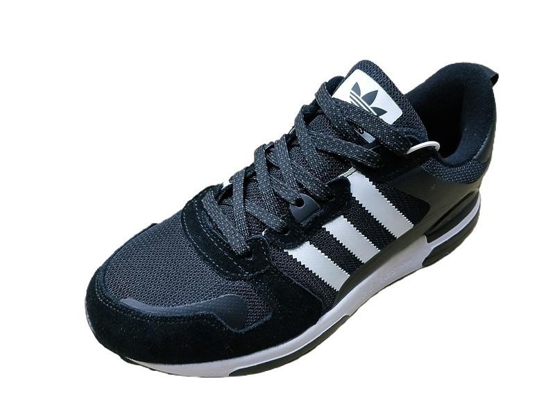 adidas zx 700 hd black white фото #3 в «GetKeds»