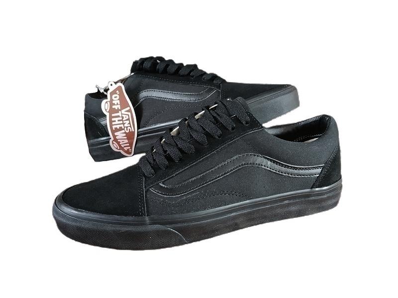 Vans Old Skool (Black) фото #2 в «GetKeds»