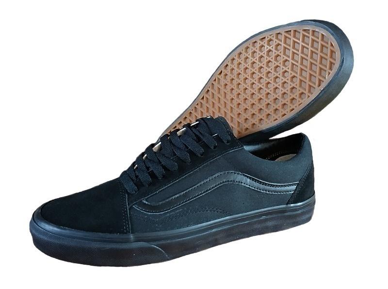 Vans Old Skool (Black) фото #3 в «GetKeds»