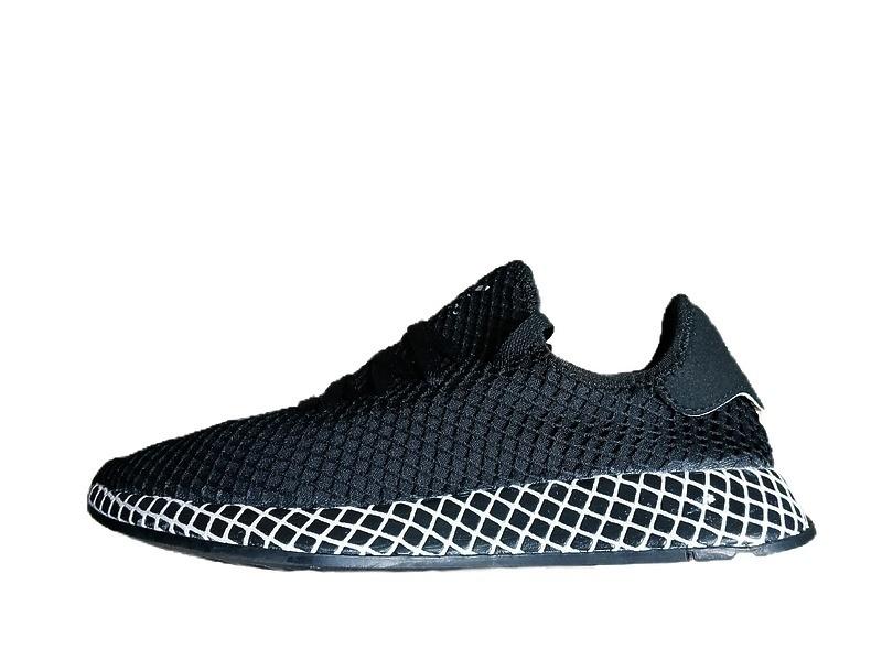 Кроссовки Adidas Deerupt Runner CQ4396 Black фото в «GetKeds»