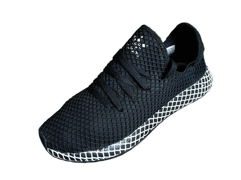 Adidas Deerupt Runner CQ4396 Black фото #2 в «GetKeds»