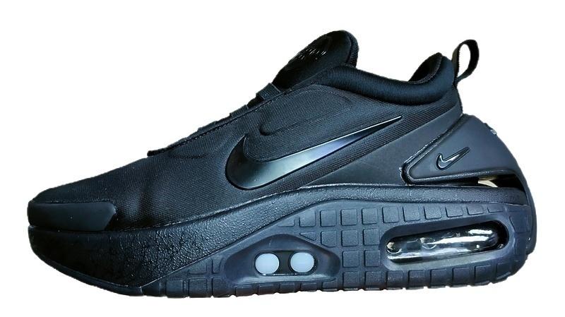 Кроссовки Nike adapt auto max black  фото в «GetKeds»
