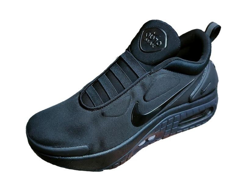 Nike adapt auto max black  фото #2 в «GetKeds»