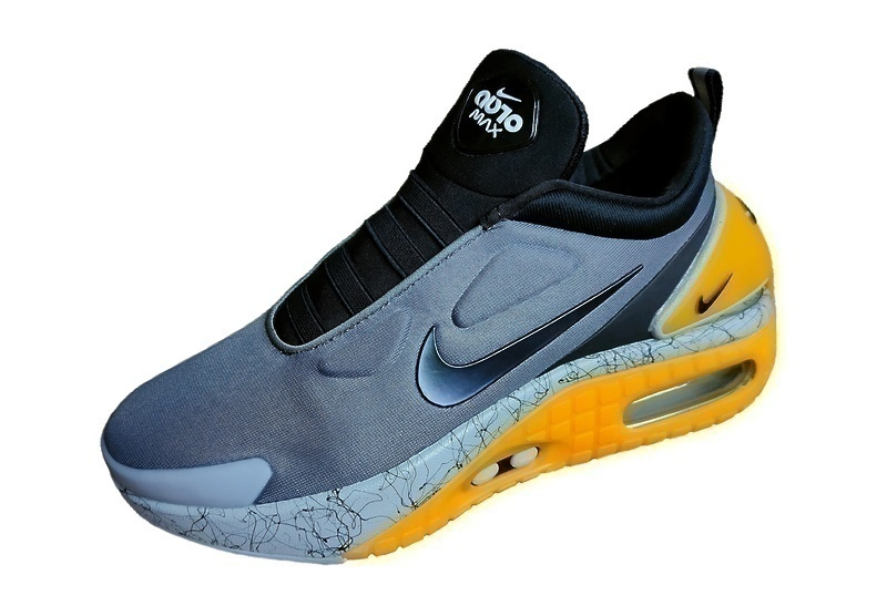 Nike adapt auto max grey фото #3 в «GetKeds»
