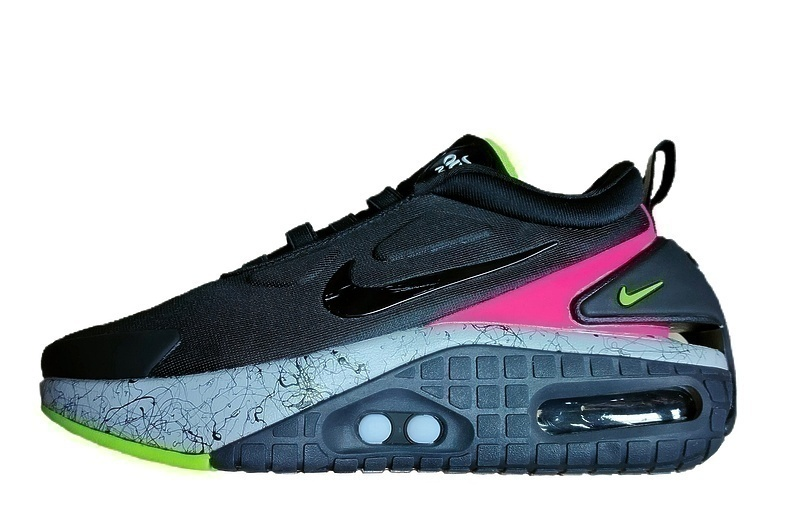 Кроссовки Nike adapt auto max black grey  фото в «GetKeds»