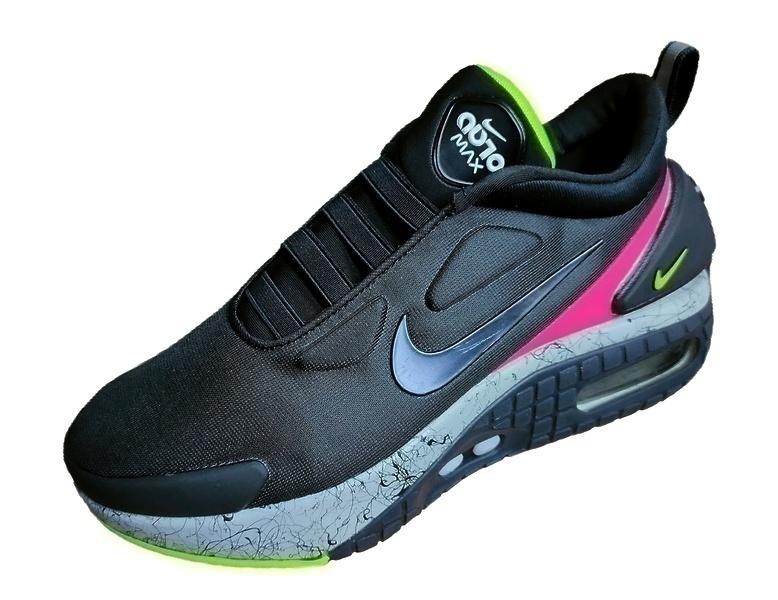 Nike adapt auto max black grey  фото #2 в «GetKeds»