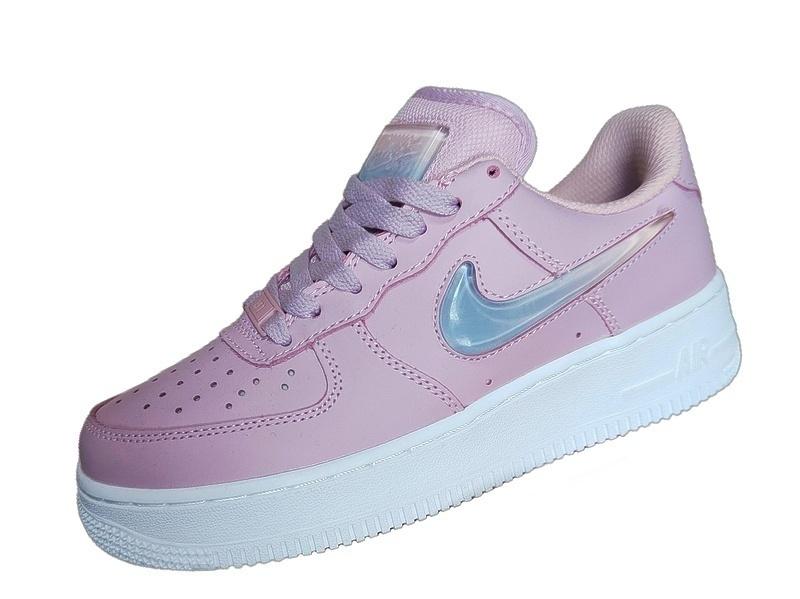 Кроссовки  Nike Air Force 1 Low Jelly Jewel pink фото в «GetKeds»