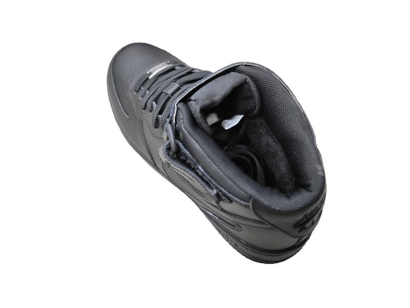 Nike Air Force 1 Mid (Black) фото #3 в «GetKeds»