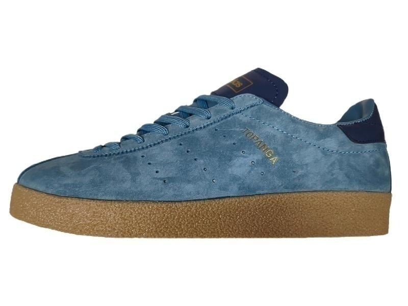 Кеды Adidas topanga blue фото в «GetKeds»