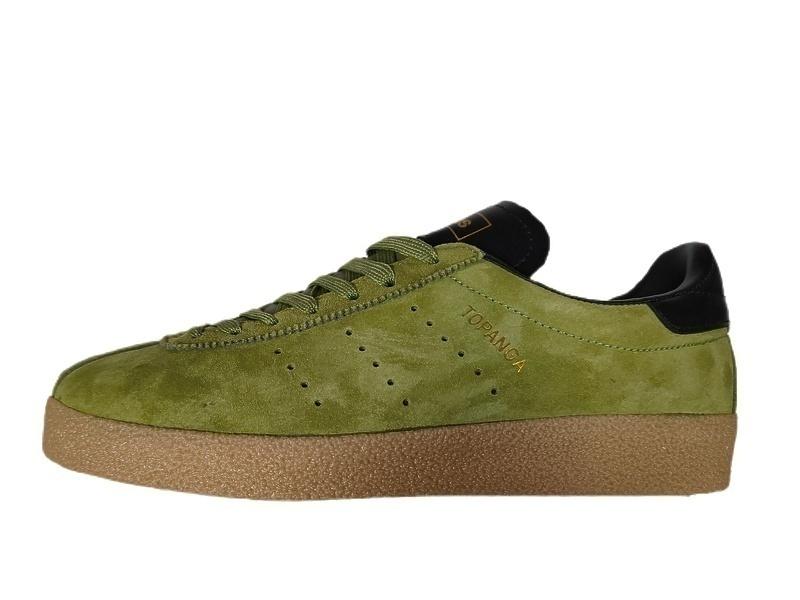 Кроссовки Adidas topanga green фото в «GetKeds»