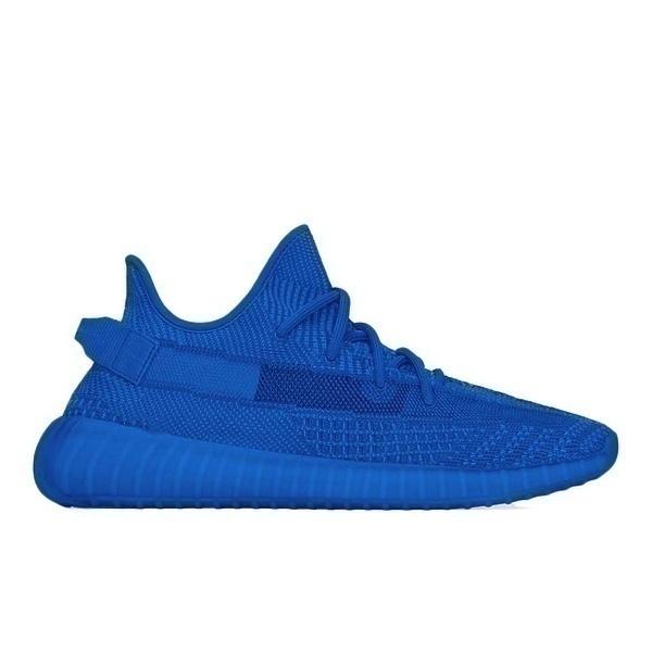 Кроссовки  Adidas Yeezy Boost 350 V2 Antlia Blue  фото в «GetKeds»