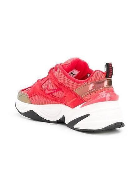 Nike tekno m2k red фото #3 в «GetKeds»