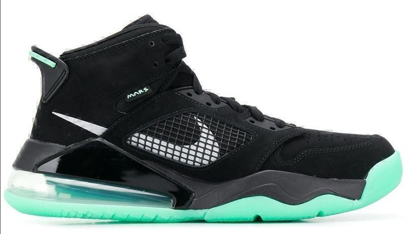 Nike Jordan Mars 270 black фото #1 в «GetKeds»
