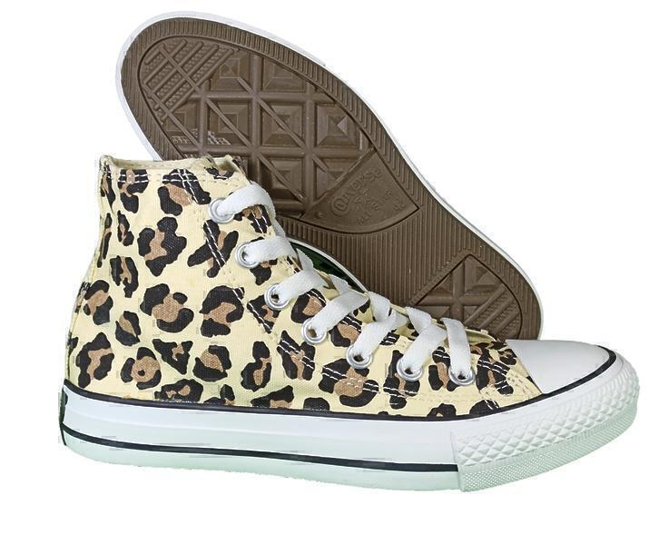 Кеды Converse chuck taylor all star hi beige/black  фото в «GetKeds»