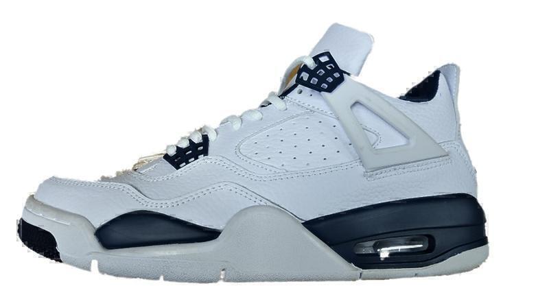 Кроссовки Air Jordan 4 Retro white фото в «GetKeds»
