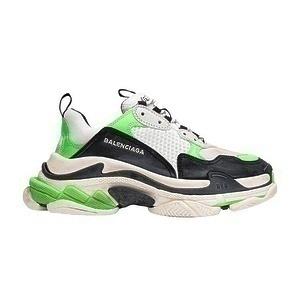 Кроссовки Balenciaga triple s green